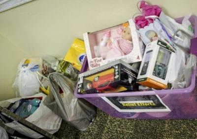 Relief Effort donations