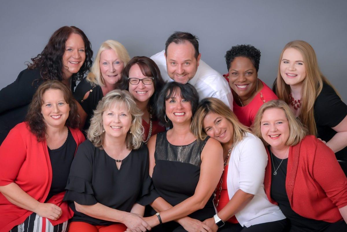 Vero Beach group staff photo